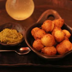 Mandazi is an Ethiopian starter that is served at India's first Ethiopian restaurant in Chennai. #goodfood #foodgasm #foodporn #foodstagram #hungryforever #abyssinian #chennai
