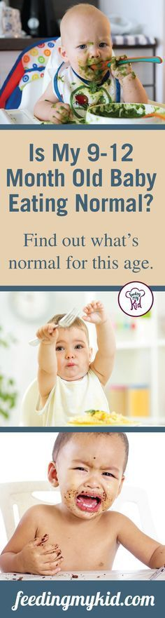 This is a must pin! What is a normal eating schedule for a 9 month old? In this…