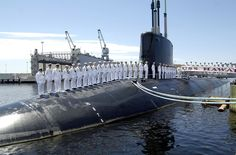 USS Hawaii, SSN-776, Attack submarine, Virginia class. Commissioned May 5, 2007.