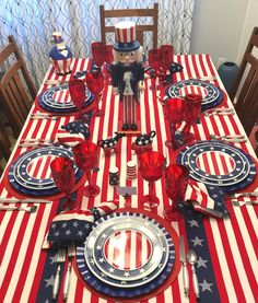 How to Decorate with an Americana Theme