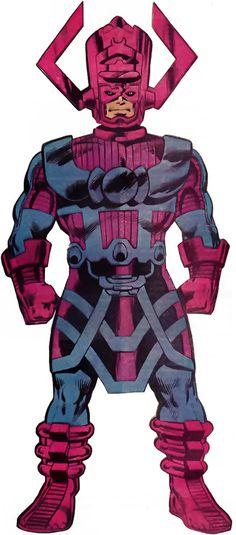 Galactus - Marvel Comics - Fantastic Four character