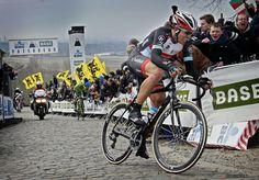 Fabian! The king of the cobbles!