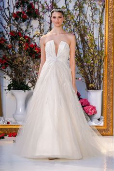 The Anne Barge Collection of Bridal Gowns - SPRING 2017 COLLECTION - Black Label