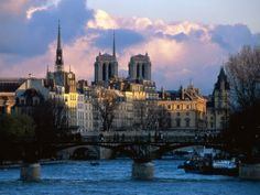 Seine Paris France