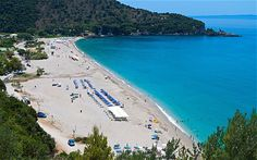 The best unsung beach holiday resorts in Europe: Karavostási, in Greece, including information on booking accommodation, where to eat, and transport
