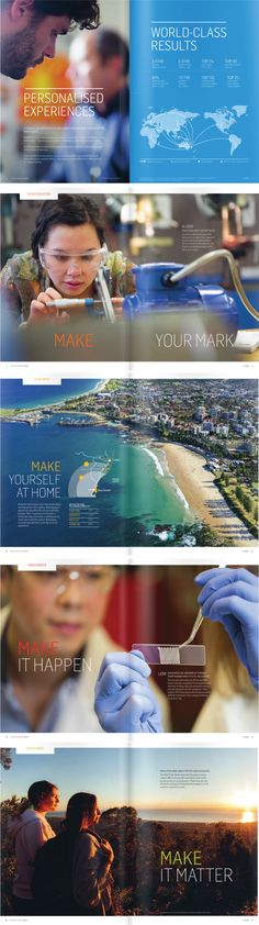 University of Wollongong Viewbook 2015