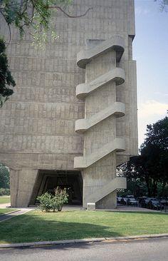 Unité d'habitation- Le Corbusier