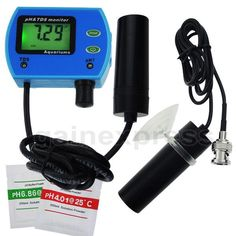 PHM-003 2-in-1 pH TDS Water Quality Tester Monitor Replaceable pH Electrode Aquarium Pool Hydroponic Testing Tool