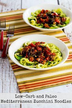 """Los espaguetis de calabacín o también conocidos como """"zoodles"""" (zucchini noodles) están revolucionando todas las redes sociales. Es comprensible, ya que a todo el mundo le gusta un buen plato de espaguettis pero también sabemos que comerlos muy a menudo o en grandes cantidades no es muy bueno. Pues esta es una alternativa muy sana …"""