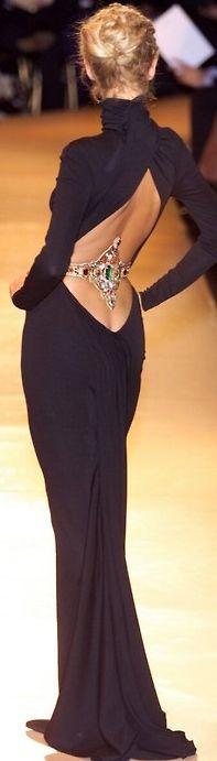 "Glamour Gowns/karen cox. guyliness: "" (via Pin by Carla E. Stevenson on That Dress! | Pinterest) """