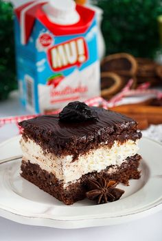 Christmas Sweets, Xmas, Bon Appetit, Tiramisu, Cheesecake, Food And Drink, Cookies, Baking, Ethnic Recipes