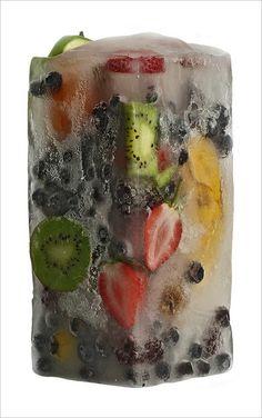 Frozen Fruit Salad by Isaac Wilson, via Flickr