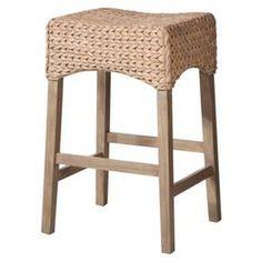 """Andres Saddle Seat 29"""" Barstool Hardwood - Mudhut™"""