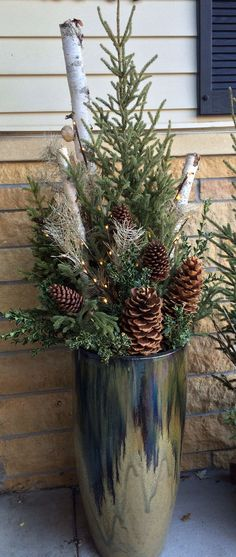 . Preparing Your Garden for Winter #Garden_for_Winter : Jeffery Pine Cones make…