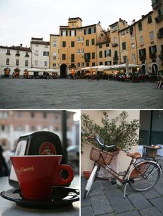one of my favorite cities in Italy. The walk along the wall that rings the city center is amazing. All of this and a bag of chips. Places To Travel, Places To See, Emilia Romagna, Lucca Italy, Toscana Italia, Italy Honeymoon, Cities In Italy, Way To Heaven, Living In Italy