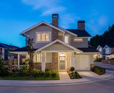 Archstone Projects Best Townhouse Development