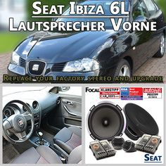 Seat Ibiza 6L Lautsprecher Testsieger für beide vorderen Türen http://radio-adapter.eu/produkt/seat-ibiza-6l-lautsprecher-testsieger-fuer-beide-vorderen-tueren/ Dieses Set Seat Ibiza 6L Lautsprecher Testsieger für beide vorderen Türen ist für den Austausch der Werkslautsprecher in den Türen für Seat Ibiza Typ 6L: 2002–2008 Fünftürer oder Dreitürer geeignet. #Seat #SeatIbiza #Ibiza #Auto_Lautsprecher