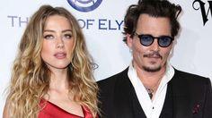 Wende im Fall Johnny Depp und Amber Heard | Es gab gar keine Prügel-Attacke!  -  Stars -  Bild.de