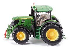 WDK PARTNER - A1301030 - V�hicules miniatures - Tracteur John Deere 6210R - 1/32e