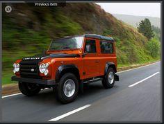 Land Rover Defender 90 Td4 Sw Se FIRE EDITION 2009. As mine named JABATO. Lobezno.