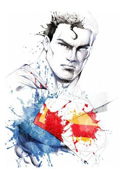 Superman Art