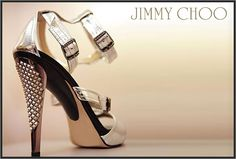 A Pair of Jimmy Choo Shoes