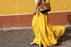 the color of sunshine.