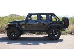 jeep rubicon 4 door - Google Search