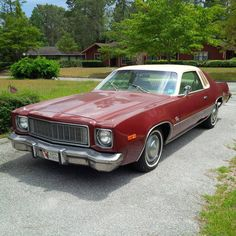 1976 Plymouth Fury Coupe