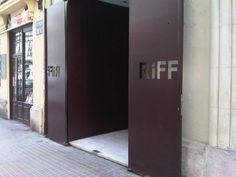 Restaurante Riff, Valencia Localizador GPS 39.465787,-0.368659 Una estrella Michelín 2014