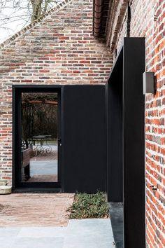 Renovation d'une ferme / Juma Architects – nowoczesna STODOŁA | najlepsze PROJEKTY