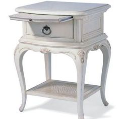 Calligan Traditional Bedside Table