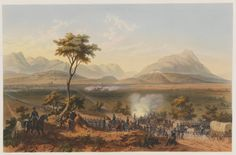 On May 13, 1846, the U.S. Congress declared war on Mexico. (Capture of Monterey, Carl Nebel, 1851)
