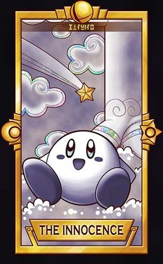 Kirby - The Innocence by Quas-quas.deviantart.com on @DeviantArt