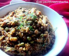 The Chef & His Better 1/2: Gobi Ka Bhartha