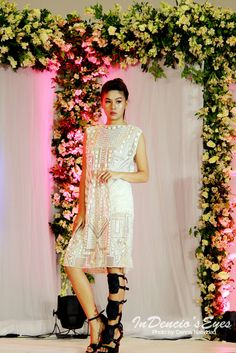 Veejay FlorescaxNere Ku by iamdencio Philippine Fashion, Dresses, Vestidos, Dress, Gown, Outfits, Dressy Outfits