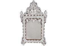 19th-C. Medium Syrian Mirror on OneKingsLane.com