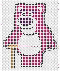 Alpha Pattern #19376 added by Maxie