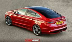 Ford Mondeo ST 2015