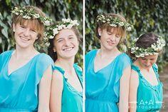 Girls Dresses, Flower Girl Dresses, Bridesmaid Dresses, Wedding Dresses, Sisters, Photography, Fashion, Dresses Of Girls, Bridesmade Dresses