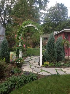 Landscaping done by Soulliere Landscaping and Garden Center in St. Clair Shores, MI
