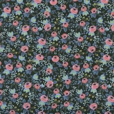 Rifle Paper Co - Menagerie - Rosa in Hunter