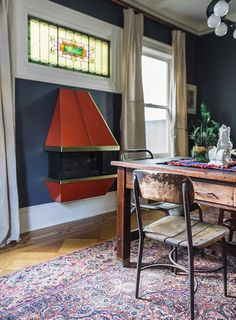 Statement Pieces Breathe New Life Into a New Jersey Victorian   Design*Sponge