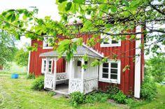 Schattig Zweeds Huisje : Beste afbeeldingen van zweedse banken chairs painted