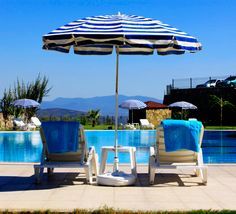 Main pool in Lakeside Garden (Tuzla, Bodrum) http://tuseta.com/en/home/lakeside-garden