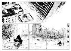 James Romberger Comics