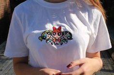 power puff girls shirt
