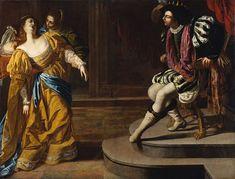 File:Gentileschi, Artemisia - Esther before Ahasuerus - c. 1628–1635.jpg - Wikipedia, the free encyclopedia
