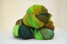 Shire Folk ~LOTR inspired yarn