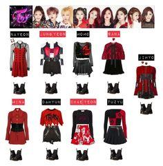3TWICE Nayeon & Jungyeon & Momo & Sana & Jihyo & Mina & Dahyun & Chaeyoung & Tzuyu